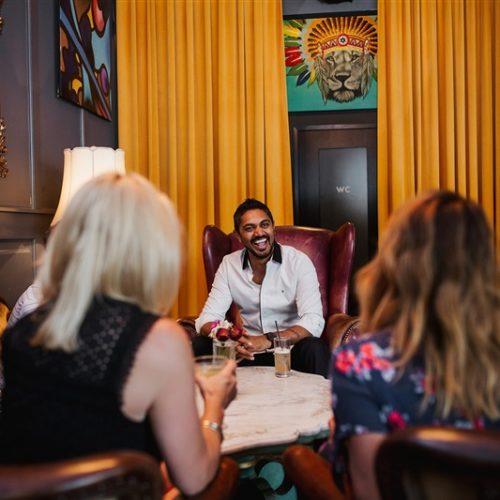 G Patel - G Preneur - Raleigh Entrepreneur and Business Consultant
