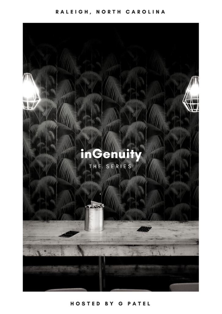 inGenuity Hosted by G Patel