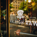 Raleigh Raw retail entrance