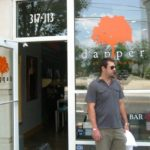G Patel Portfolio - Dapper Style House Boutique and Bar Exterior - Front Door Exterior