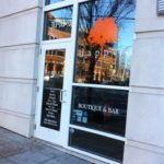 G Patel Portfolio - Dapper Style House Boutique and Bar Exterior - Front Door