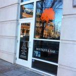 G Patel Portfolio - Dapper Style House Boutique and Bar Exterior - Front Door