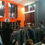 G Patel Portfolio - Dapper Style House Boutique and Bar Interior