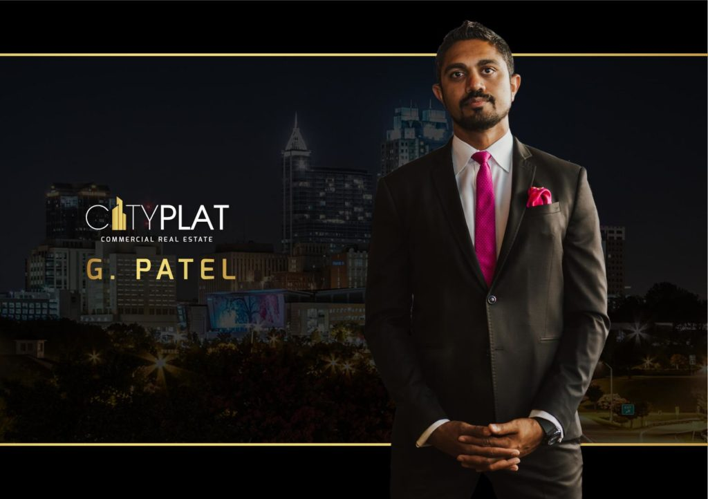G Patel Joins CityPlat Commercial Real Estate