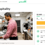 Hope for Hospitality Go Fund Me